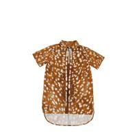 BURBERRY camicia in popeline di cotone