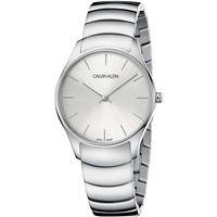 Calvin Klein orologio con cinturino in acciaio da uomo di Calvin Klein classic k4d22146