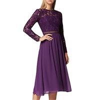 TRUTH & FABLE cbtf005 wedding dresses, (blue), 18 (manufacturer size: 2xl)