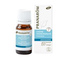 Pranarom aromaderm lozione unghie ingiallite bio ecogarantie 10 ml