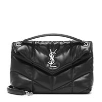Saint Laurent borsa loulou puffer small in pelle