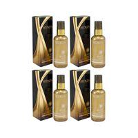 Redken all soft argan 6-oil 4 x 90 ml