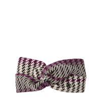 MAISON MICHEL fascia per capelli caolyn in acrilico