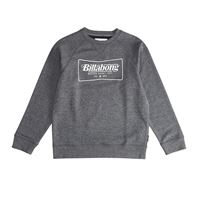 BILLABONG felpa girocollo trade mark bambino
