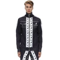 MJB - MARC JACQUES BURTON giacca mjb x kangol con zip