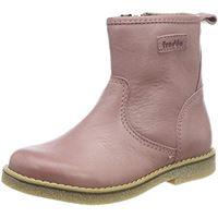 Froddo children boot g2160048-3, stivali bimba, rosa (pink i04), 24 eu