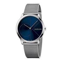 Calvin Klein k3m2112n orologio uomo al quarzo