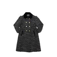 DOLCE & GABBANA cappotto in acrilico e misto cotone bouclé