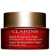 Clarins multi-intensive crème haute exigence nuit - pelle secca 50ml