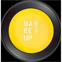 Make Up Factory mat eye shadow yellow lemon