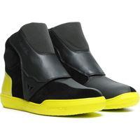 Dainese scarpe moto Dainese dover gore-tex nero giallo fluo
