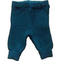 Reiff leggings baby in lana merino col. Verde smeraldo
