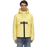 NAPAPIJRI giacca skidoo creator in nylon laminato