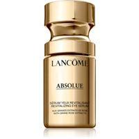 Lancôme absolue eye serum siero occhi rivitalizzante con estratto di rosa 15 ml