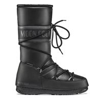 Moon boot high nylon water. Proof donna