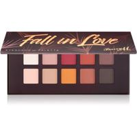 Barry M fall in love palette di ombretti con specchietto 10 x 0, 7 g