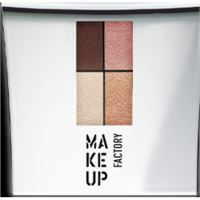 Make Up Factory eye colors rose garden 90