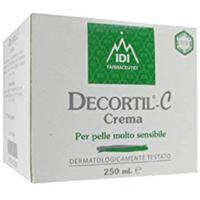 IDI FARMACEUTICI idi decortil c crema idratante pelli molto sensibili 250 ml