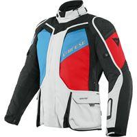 Dainese giacca moto Dainese d-explorer 2 gore-tex 3 strati blu blu rosso nero