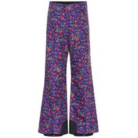 Moncler Genius pantaloni da sci a stampa floreale