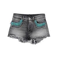 ALANUI - shorts jeans