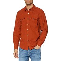 Levi's barstow western standard camicia, blue (red cast stone 0001), x-large uomo