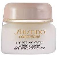 Shiseido concentre eye wrinkle cream 15 ml