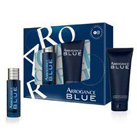 Arrogance blue edt 30 ml + shampoo 100 ml
