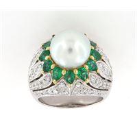 Crivelli fascione perla diamanti crivelli