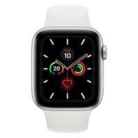 Apple watch series 5 smartwatch argento oled gps satellitare