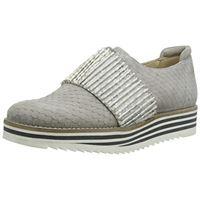 Marc Shoes mila, mocassini donna, grigio (pittone-pitt. Metall light grey 00760), 40 eu