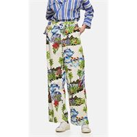 Stella Jean pantalone fantasia