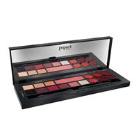 Pupart s - trousse occhi labbra viso n. 001 back to red