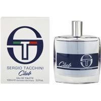 Sergio Tacchini club eau de toilette per uomo 100 ml
