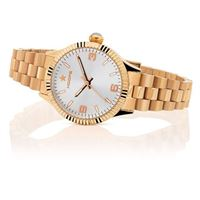 Hoops orologio hoops new luxury in acciaio 2618l-rg02 rose gold silver