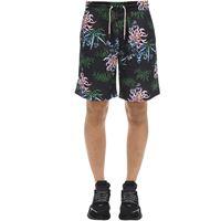 KENZO shorts in nylon stampato