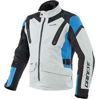 Dainese tonale d-dry 46 glacier gray / performance blue / black