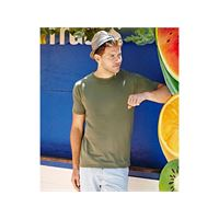 Fruit of the Loom t-shirt uomo aderente fruit of the loom