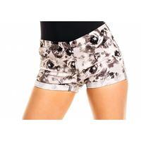 Pantaloncini donna stampati