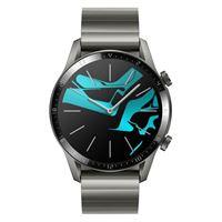Huawei watch gt 2 smartwatch grigio/titanio amo. Led 1, 39 gps satellitare