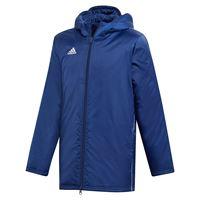 Adidas core 18 stadium 116 cm dark blue / white