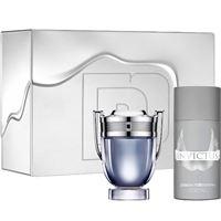 Paco rabanne - invictus eau de toilette - set edt 100ml + deo 150ml, edt 100 ml + deo 150 ml