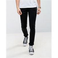 Nudie Jeans co - lin - jeans skinny neri-nero