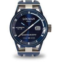Locman orologio meccanico uomo Locman montecristo 0511blblfwh0sib