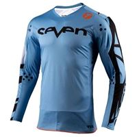 Seven mx - maglia motocross seven rival trooper 2 blue