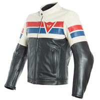 DAINESE 8-track leather jacket DAINESE
