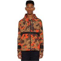 MONCLER giacca adour in nylon tecnico