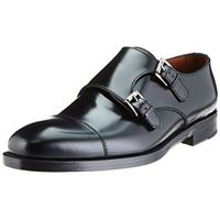 Lottusse l6608, sneaker infilare uomo, nero (jocker negro jocker negro), 44 eu