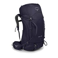 Osprey kyte 46, hiking pack donna, mulberry purple, ws/wm