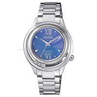 Citizen lady em0510-88n orologio donna eco drive solo tempo